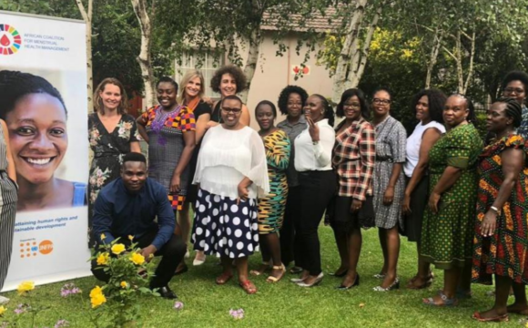 REPORT: African Coalition for Menstrual Health Management (ACMHM) 2020 Leadership Meeting