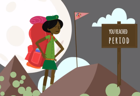 AMAZE VIDEO: Menstruation, What to Expect