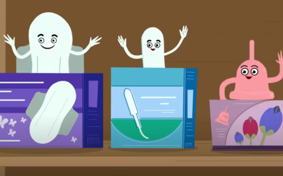 AMAZE VIDEO: Recommended Period Hygiene